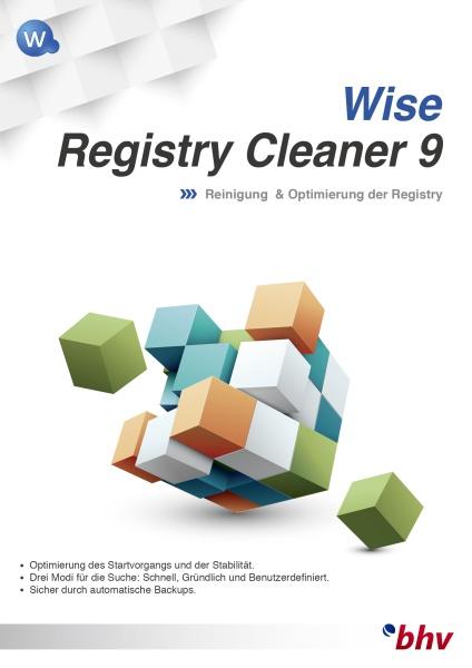 bhv Wise Registry Cleaner