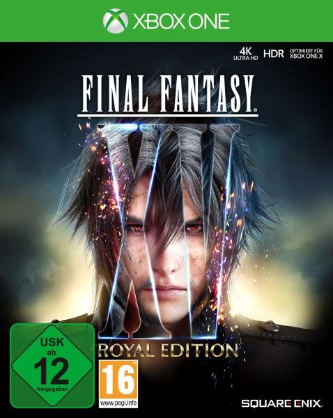 Square Enix Final Fantasy XV Royal Edition (XONE)