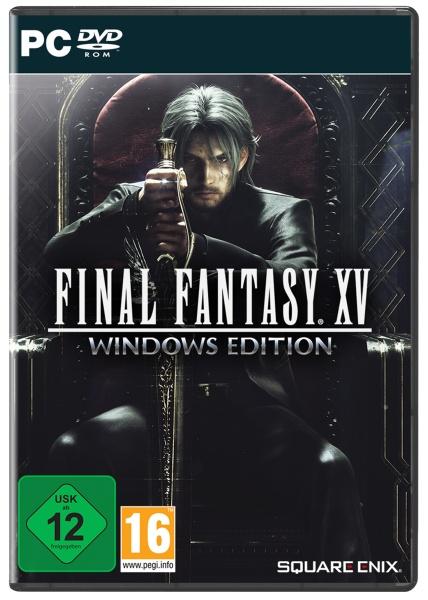 Square Enix Final Fantasy XV: Windows Edition (PC)