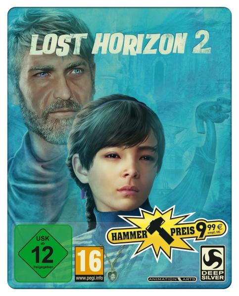 Lost Horizon 2 (Steelbook) (PC) (Hammerpreis)