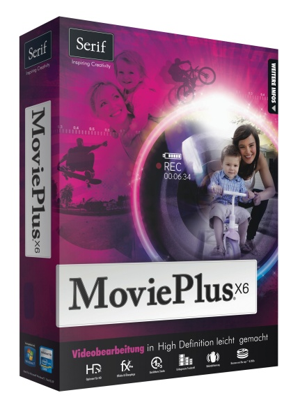 AVANQUEST ESD MoviePlus X6