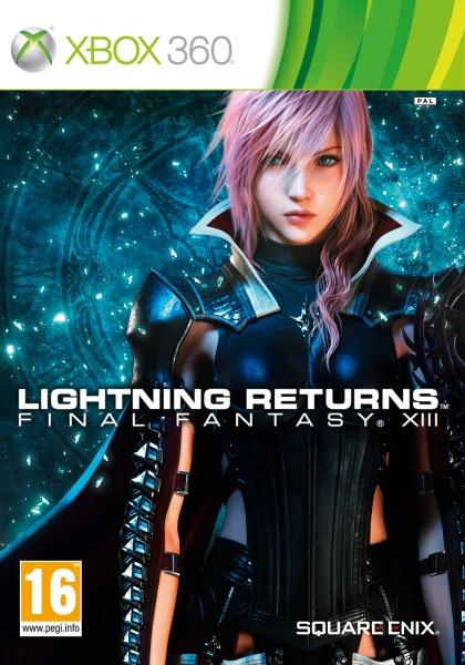 Final Fantasy XIII - Lightning Returns (X360) Englisch
