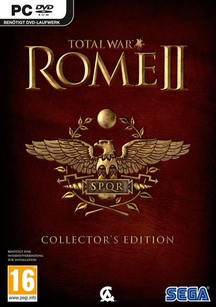 Total War: Rome 2 Collector\s Edition (PC)