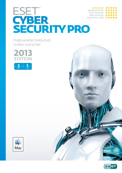 ESET Cyber Security Pro V5 3 User MAC